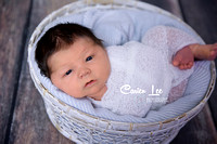 Christian Newborn Session - Bunbury Photography Studio (9)