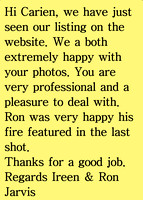 Real Estate Photography Testimonial Carien Lee Photography