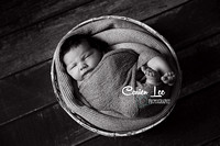 Christian Newborn Session - Bunbury Photography Studio (5)