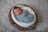 Newborn Photographer Bunbury - Kaleb-1