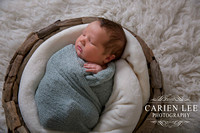 Newborn Photographer Bunbury - Kaleb-2