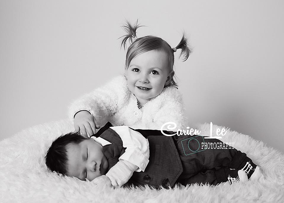 Christian Newborn Session - Bunbury Photography Studio (1)