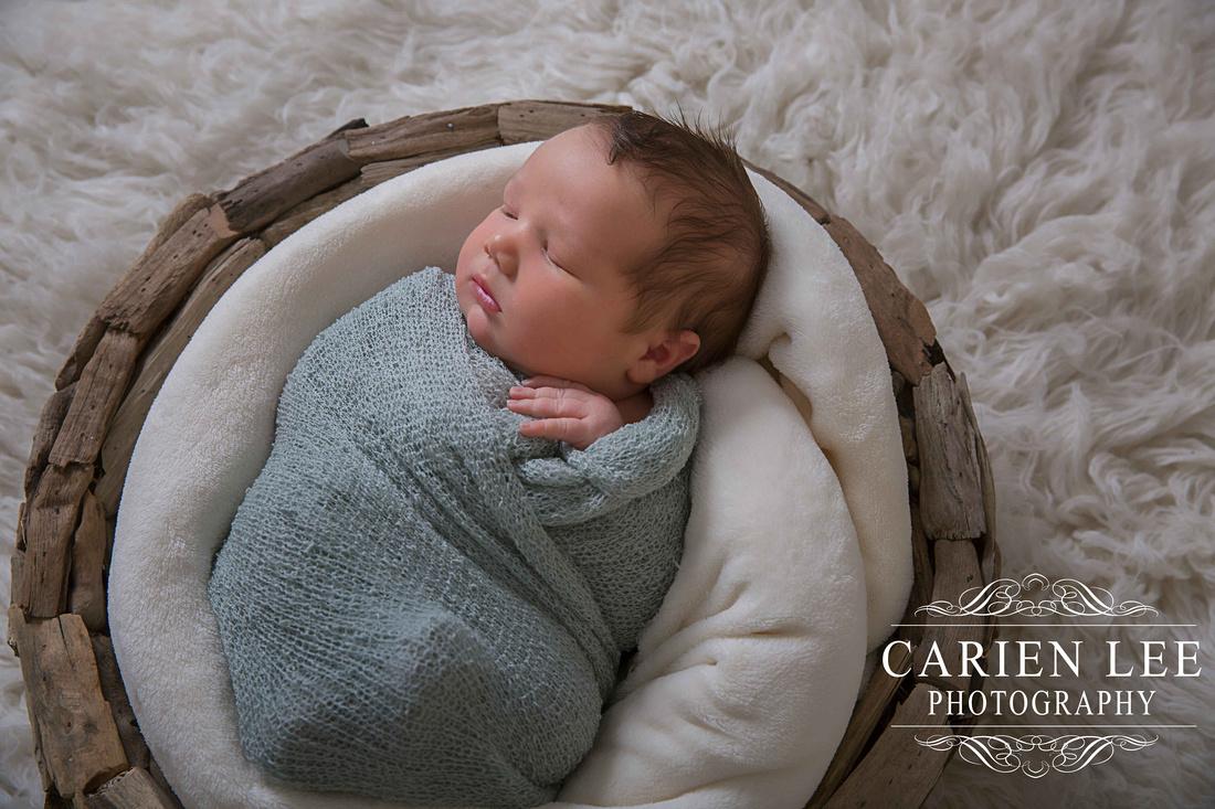 Newborn Photographer Bunbury - Kaleb-1